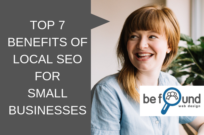 Top 7 Benefits of Local SEO for Small Businesses