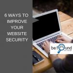6 Ways to Improve Your Website Security