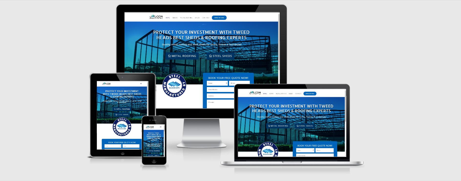 Website design Gold Coast